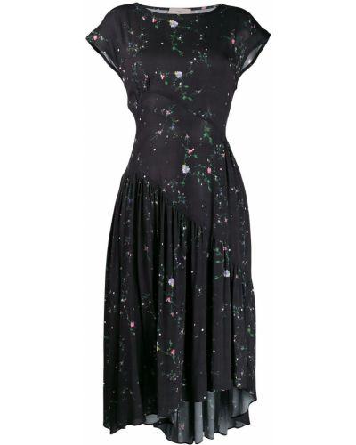 Асимметричное платье Preen Line