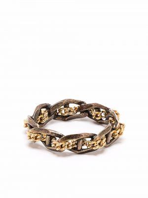 Złoty pierścionek Dheygere