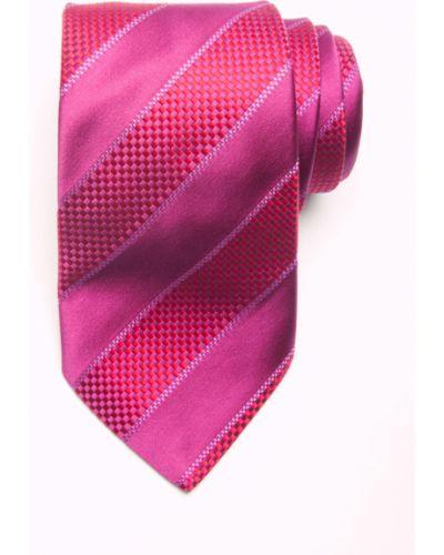 Розовый галстук Gallieni