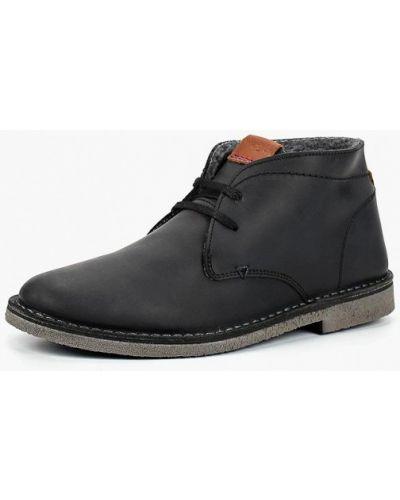 Ботинки осенние кожаные Wrangler