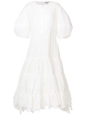 Платье мини короткое - белое Natasha Zinko