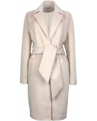 Молочное шерстяное пальто Finders Keepers