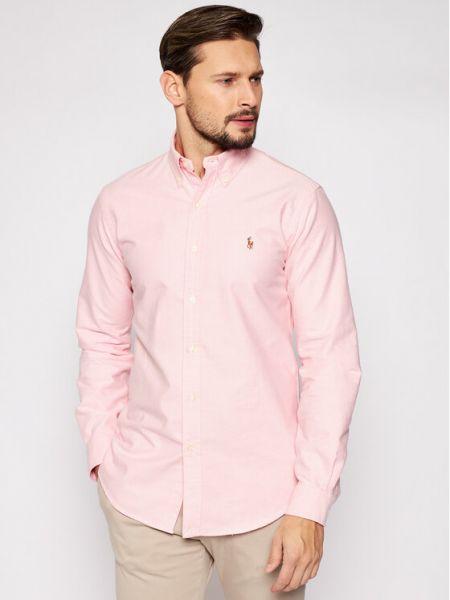 Koszula - różowa Polo Ralph Lauren