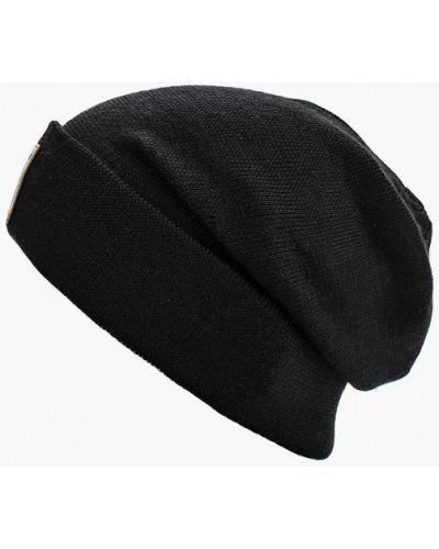 Черная шапка осенняя Reebok Classics