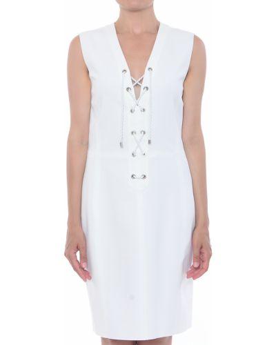 Белое платье весеннее Pinko