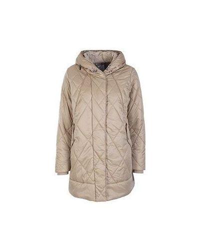 Осенняя куртка демисезонная повседневная из полиэстера Geox