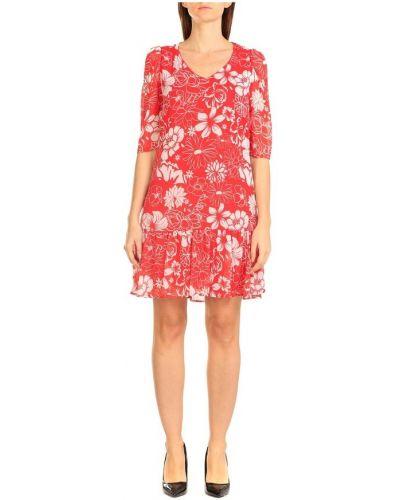 Czerwona sukienka Alessia Santi