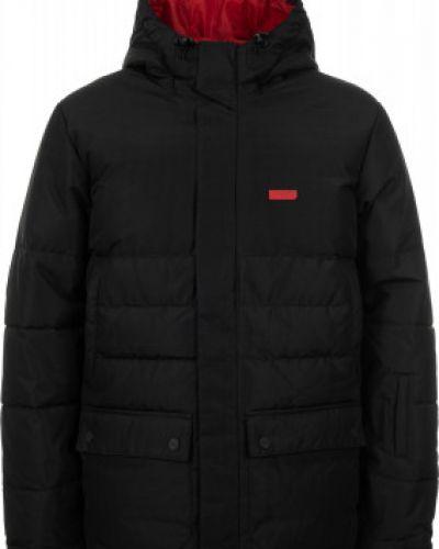 Куртка с капюшоном горнолыжная черная Termit