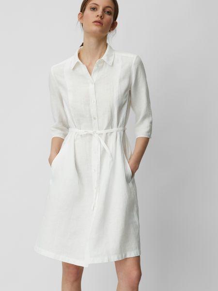 Повседневное платье-рубашка для офиса Marc O'polo