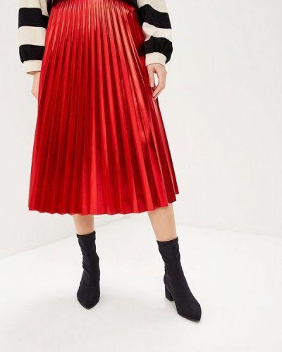 Плиссированная юбка весенняя 2019 Imperial