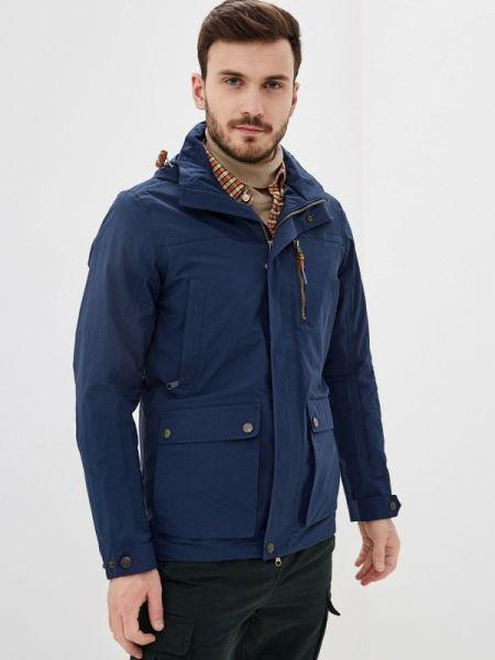 Синяя куртка Tenson
