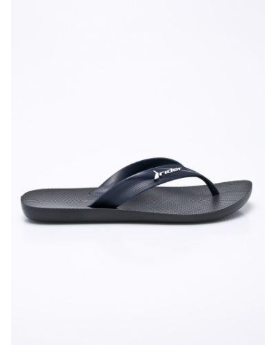 Черные сандалии Rider