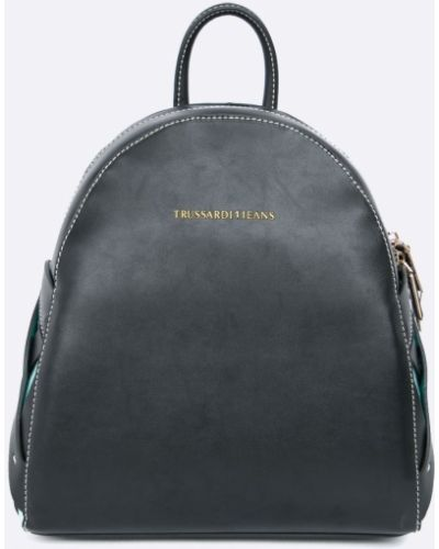 Черный рюкзак Trussardi Jeans