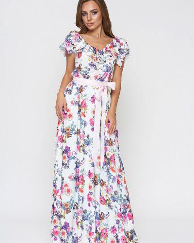 Платье прямое весеннее Sellin