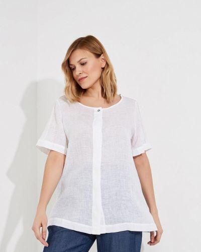 Белая блузка Persona By Marina Rinaldi