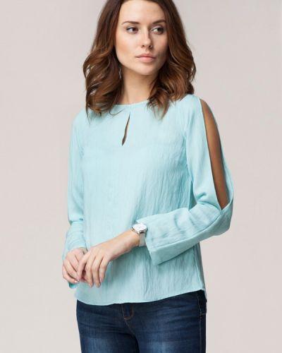 Бирюзовая блузка Vilatte