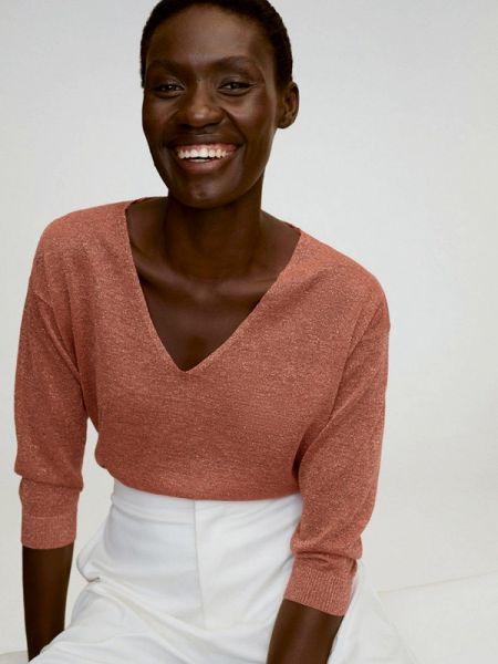 Пуловер осенний Mango