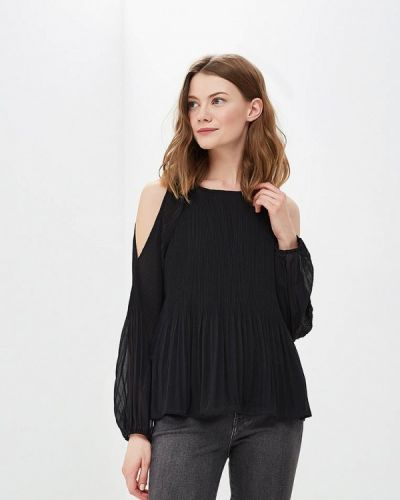 Черная блузка By Swan