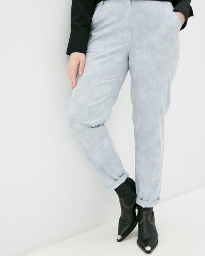 Зауженные серые брюки Intikoma