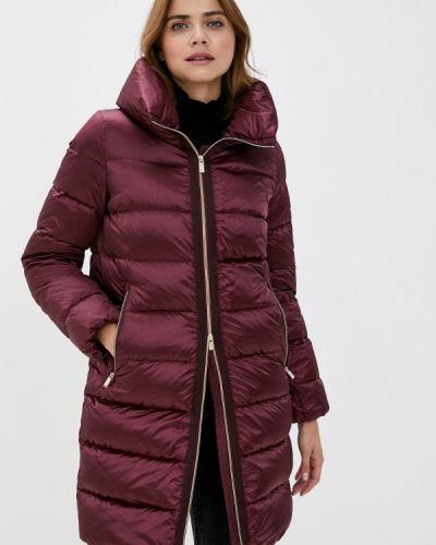 Красная зимняя куртка Madzerini