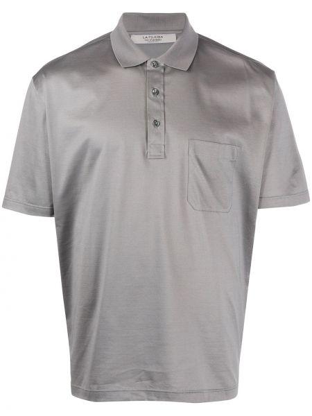 Классическая рубашка с короткими рукавами La Fileria For D'aniello