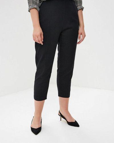 Черные классические брюки с карманами Marks & Spencer