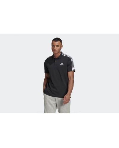Klasyczna koszula - czarna Adidas