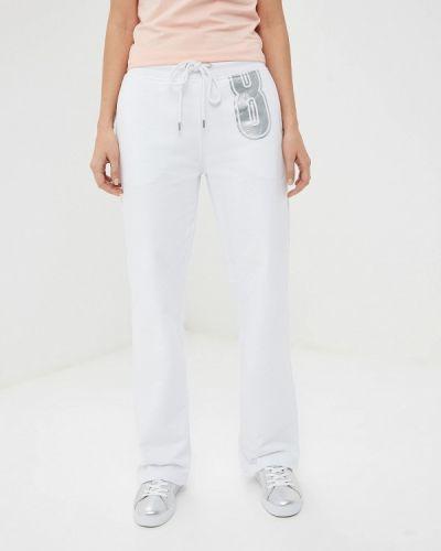 Спортивные брюки белые турецкий Bikkembergs