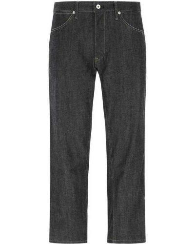 Czarne mom jeans Jil Sander