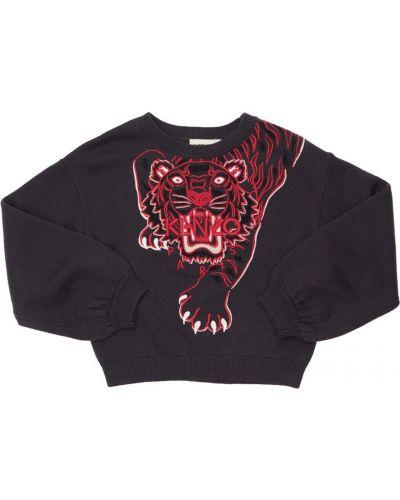 Кашемировый свитер Kenzo Kids