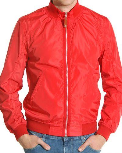 Красная ветровка Class Roberto Cavalli