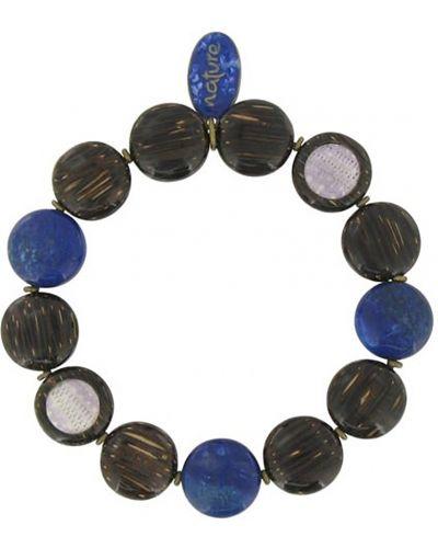 Синий браслет Nature Bijoux
