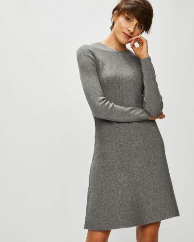 Sukienka mini z długim rękawem w pasy Vero Moda