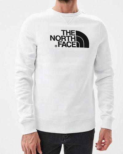 Белый свитшот The North Face