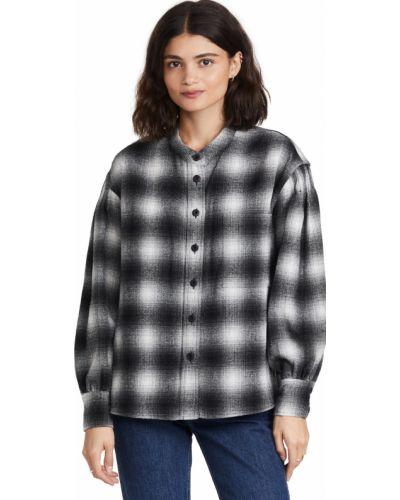 Рубашка с карманами Rebecca Minkoff