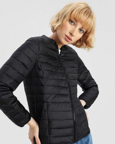 Стеганая куртка - черная O'stin