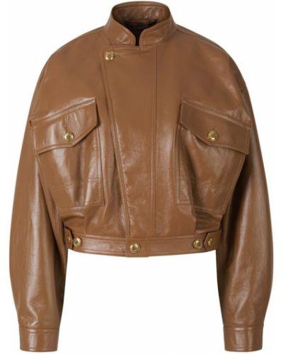 Skórzany kurtka Givenchy