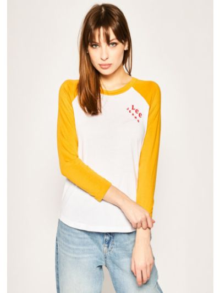 Bluzka - biała Lee