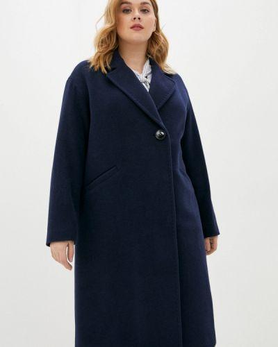 Синее пальто синар