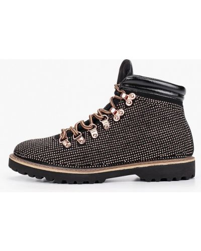 Туфли на каблуке кожаные Ws Shoes