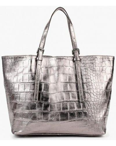 Сумка шоппер кожаный Lamania