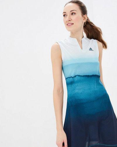 Платье - бирюзовое Adidas