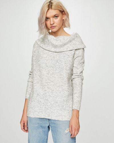 Вязаный свитер с узором длинный Medicine