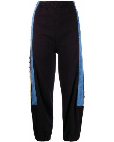 Спортивные брюки с карманами с завышенной талией Kappa
