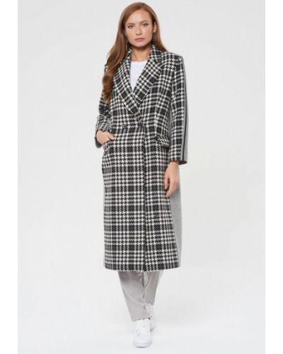 Пальто демисезонное серое Akimbo