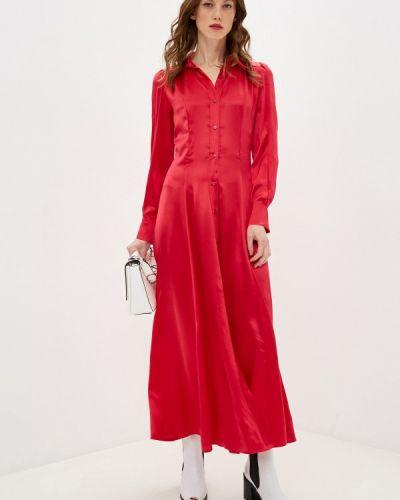 Платье - красное Forte Forte