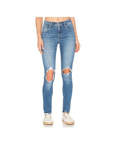 Узкие джинсы 721 high rise Levi's®