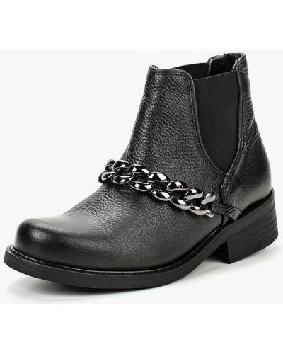 Ботинки челси кожаные осенние Dali