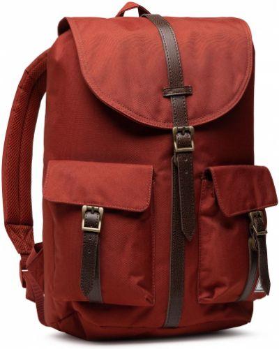 Czerwony plecak Herschel