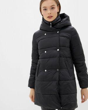 Зимняя куртка утепленная черная Incity